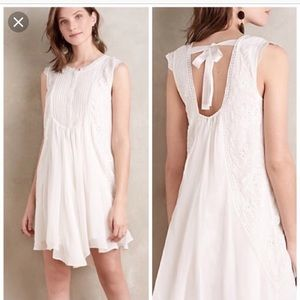 Anthropologie Madrid Swing Dress